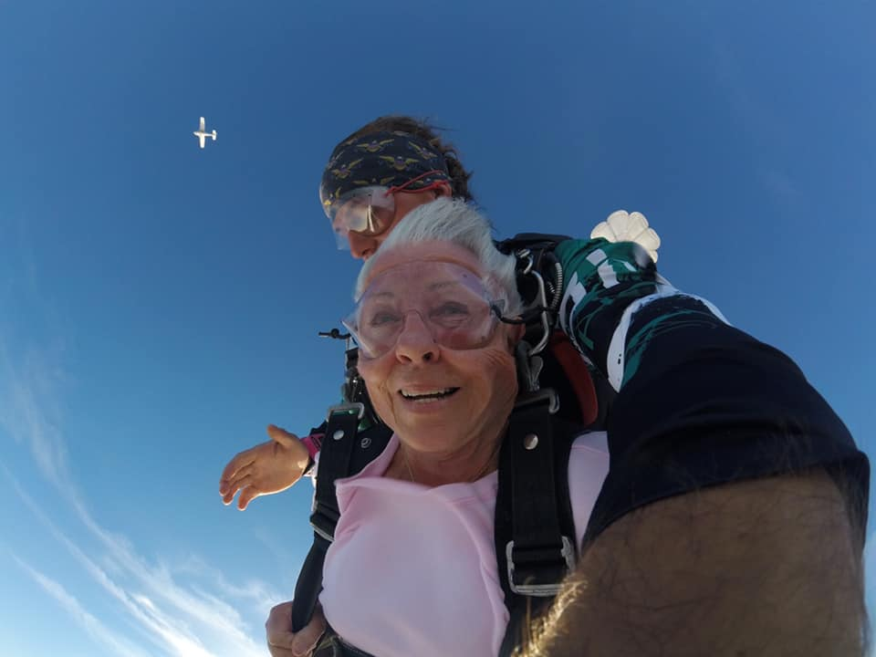 Skydiving gift certificates can lead to life-changing experiences at Skydive St Louis near Chicago